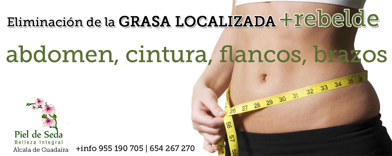 Eliminación y Reducción de grasa localizada en Alcalá de Guadaíra