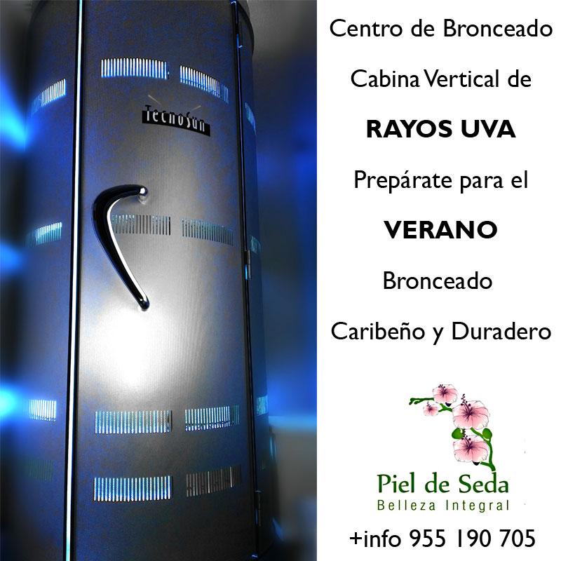 Rayos UVA en Alcalá de Guadaíra | Centro de Bronceado.