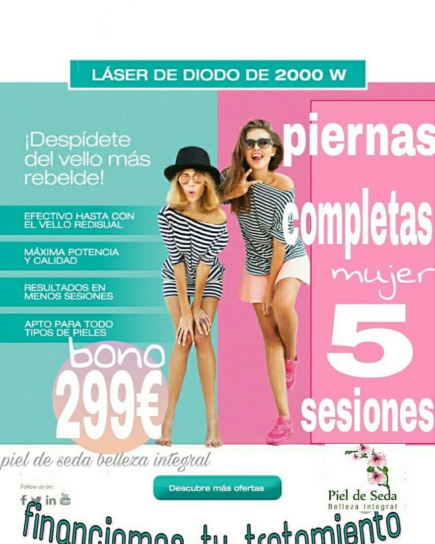 Depilación láser en Alcalá de Guadaíra